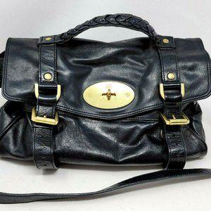 Mulberry Alexa Soft Buffalo Leather Satchel Bag
